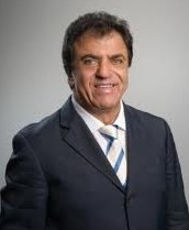 Hairdresser and businessman Stefan Ackerie