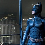 Christian Bale dons the funny suit again for his role as a somewhat older Batman.